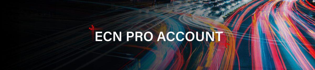 ECN Pro Account
