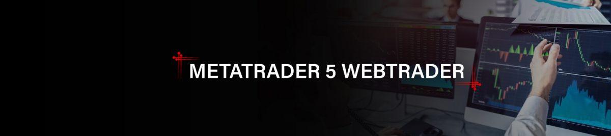 MT5 Web Trader
